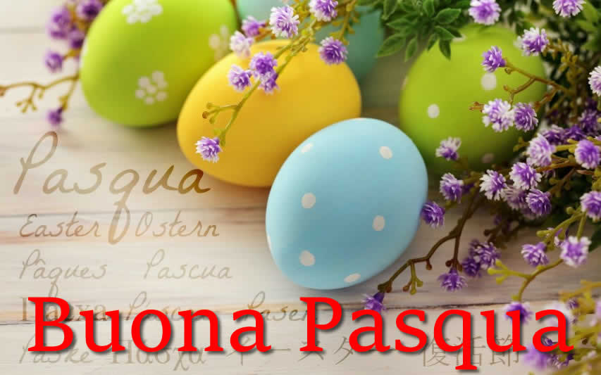 Immagini Pasqua con auguri Buona Pasqua